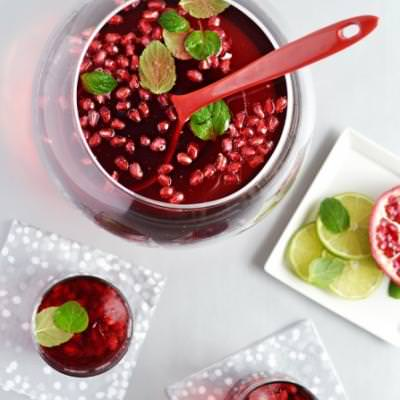 New Year's Eve Party Punch {recipe}