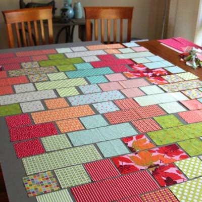 Plus Sign Quilt {Blankets and Quilts}