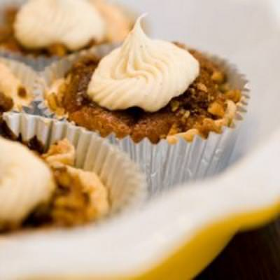Pumpkin Pie Minis {Thanksgiving Recipes}