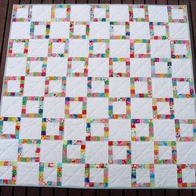 Scrap Quilt Tutorial {Quilts}