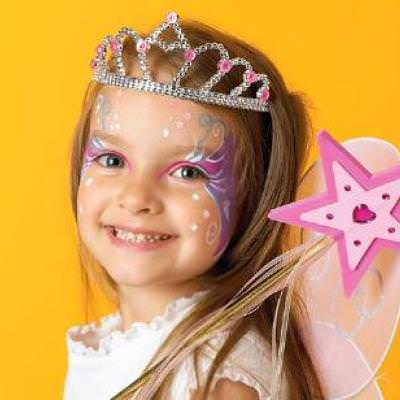 Seven Costume Makeup Ideas For Kids {Halloween Makeup Ideas}