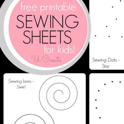 Sewing Sheets for Kids {Sewing for Kids}