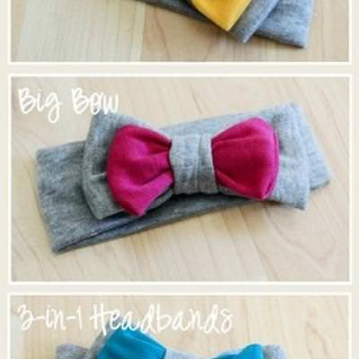Soft And Stretchy Headband