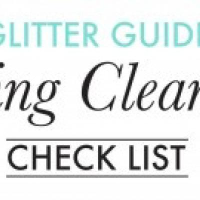 Spring Cleaning Your Home {Cleaning & Organizing}