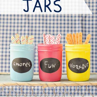 Summer Activity Jars {Summer Activities}