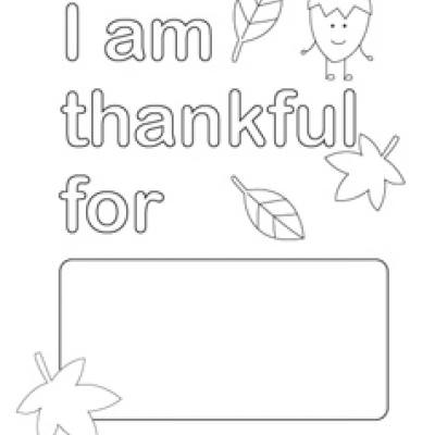 Thanksgiving Printable Coloring Pages {Thanksgiving Coloring}