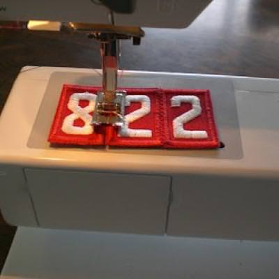 Tips for Sewing Scout Patches {Sewing Tips and Tricks}