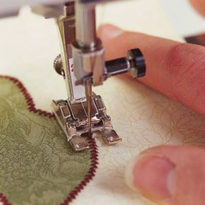 Tips on Machine Applique {Sewing Tips and Tricks}