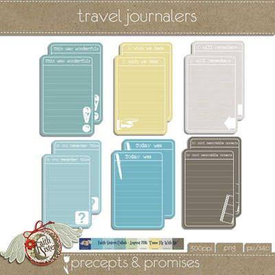 Travel Journal Printable {Travel Printables}