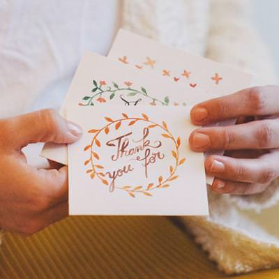 Tri-Fold Thanksgiving Card Printable {Thanksgiving Printables}