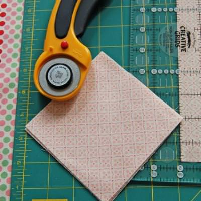 Using a Rotary Cutter Tips {Cutting}