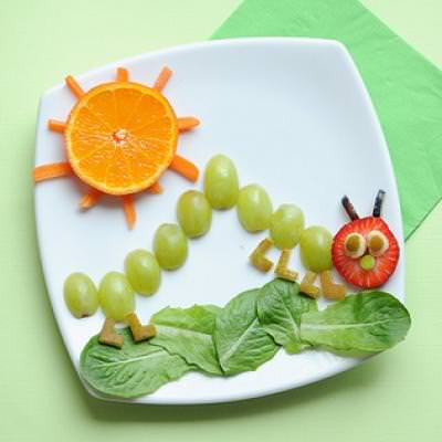 Very Hungry Caterpillar {Picky Eaters}