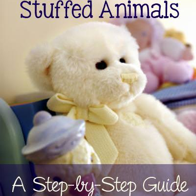 Washing Stuffed Animals {Stuffed Animals}