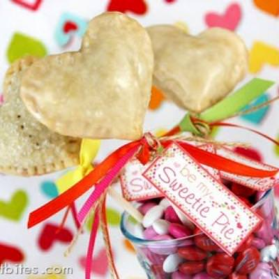 Sweetie Pie Pops {Valentines Day Recipes}