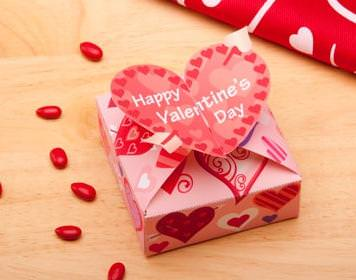 Valentines Day Candy Box {Printable}